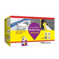 QUARTZ IMPERMEAB. TECPLUS TOP CX - 18KG