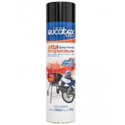 EUCATEX SPRAY ALTA TEMPERATURA PRETO F - 774080874