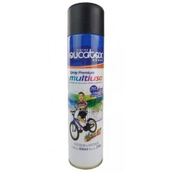 EUCATEX SPRAY PRETO FOSCO - 771080871